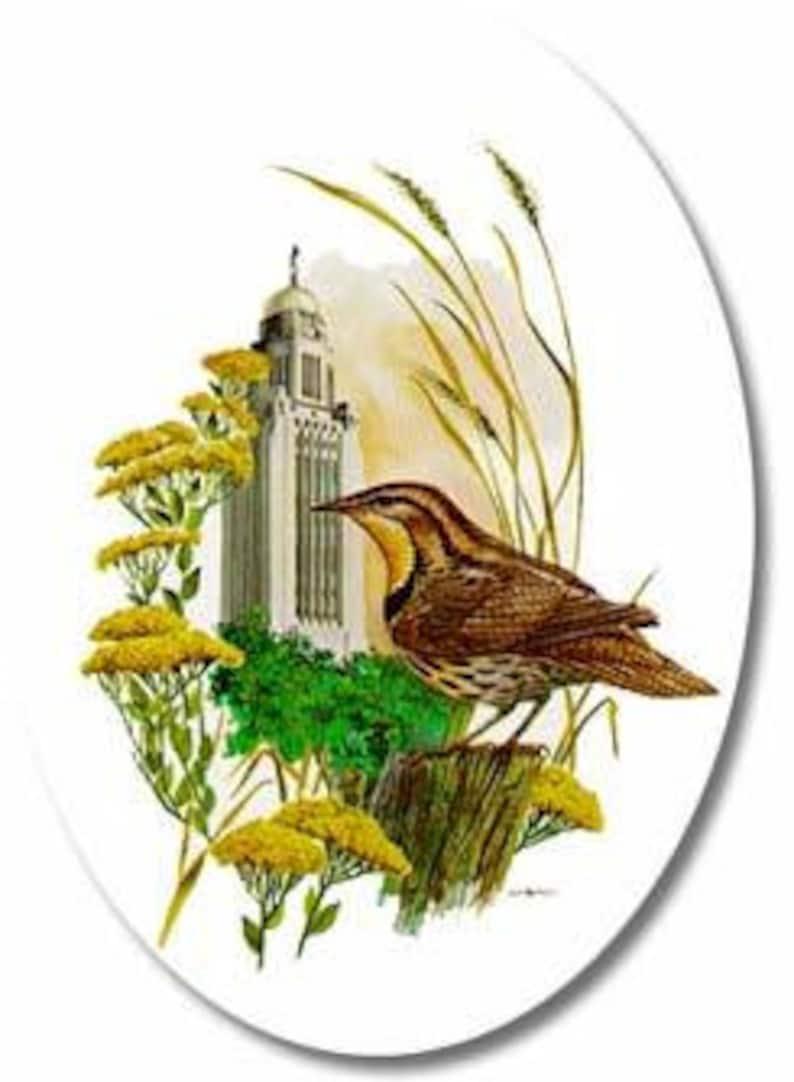 Nebraska  Art of the State Limited Edition Prints image 0