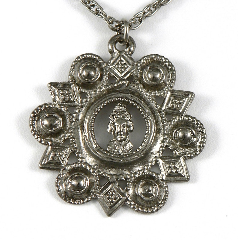 Mediaeval Pilgrim Badge Pendant