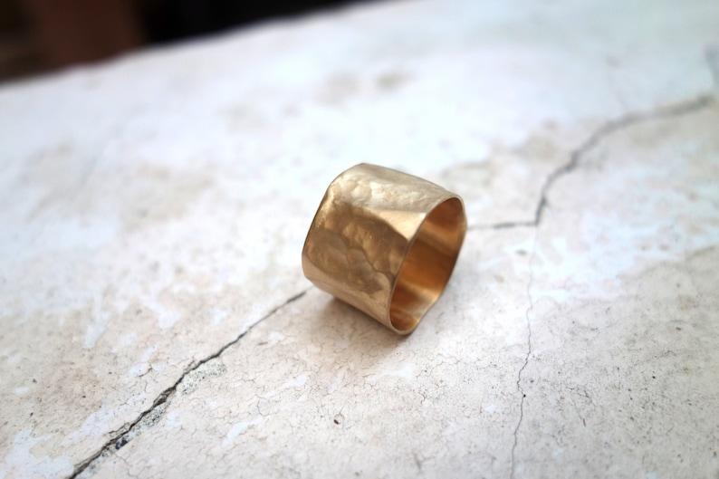 Jewelry Women/'s ring Handmade wedding band Women/'s wedding ring gold Bridal jewelry Bands Gold band Wedding ring gold Promise ring