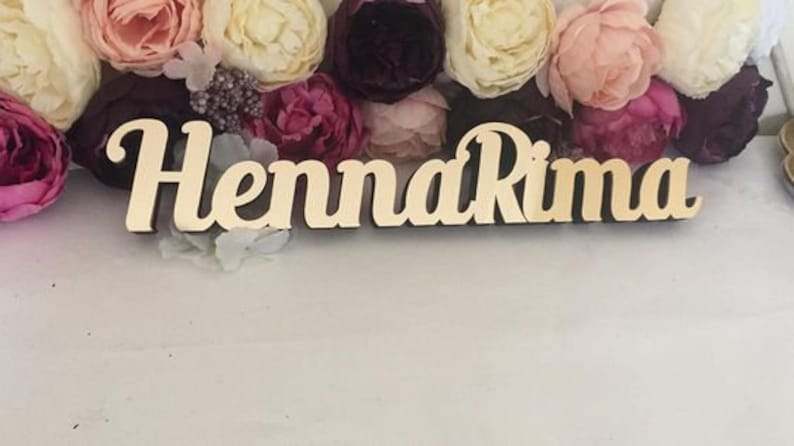 FREE SHIPPING Name Plate Mirror Letters Personalized Sign Wedding Decor Acrylic Sign Wedding Name Sign Mirror Decor Engagement Sign