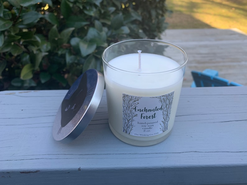 Fairy Tale /& Fantasy Soy Wax Tumbler Scented Candles