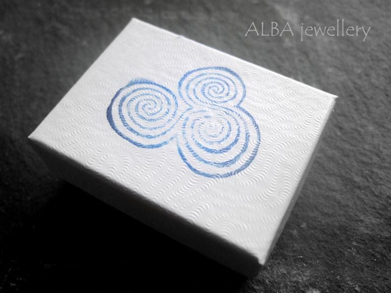 Scotland Saltire pendant