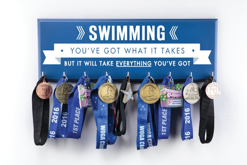 Swimming You've got what it takes but it will take image 0