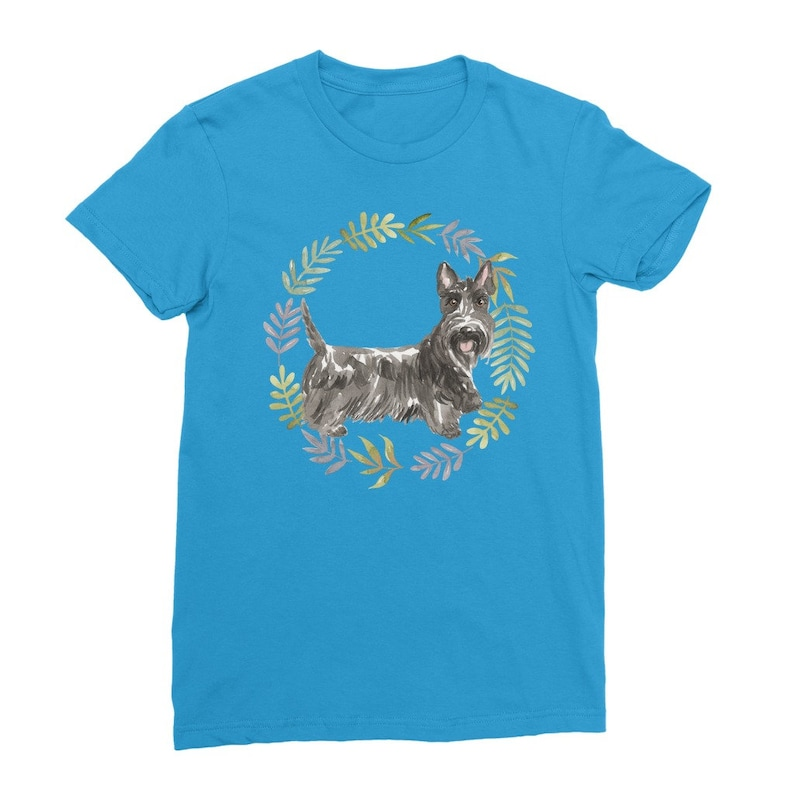 Scottie Classic Women/'s T-Shirt